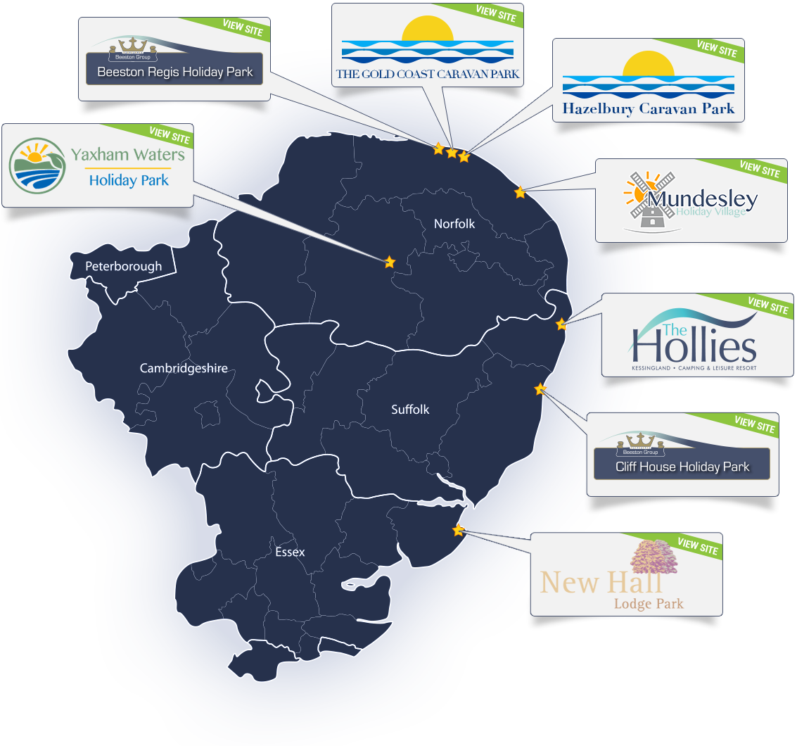 Beeston Group Map